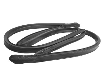 "74-76 GM ""B"" Body 2-Door Hardtop Roof Rail Seals by Metro Moulded Parts"