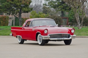 Mecum 1957 Ford Thunderbird (Lot S117)